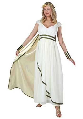 Adult Goddess Costume X-Small (Roman Empire Costume)
