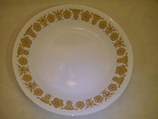 """product image for Corning Corelle Butterfly Gold Bread & Butter Plates 6 3/4"""" - Four Plates"""