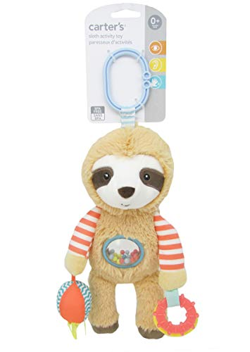 - Carter's Sloth Activity Toy