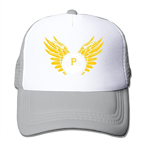 Price comparison product image Ash ZQND Unisex The Bucs Wings Adjustable Baseball Trucker Caps One Size