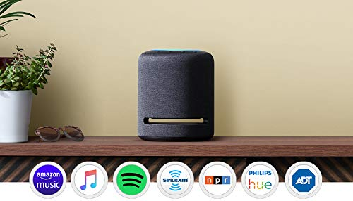 Echo Studio High-fidelity smart speaker with 3D audio