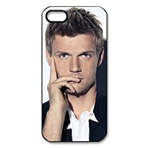 Nick Carter Custom Printed Design Durable Case Cover for Iphone 5 5S