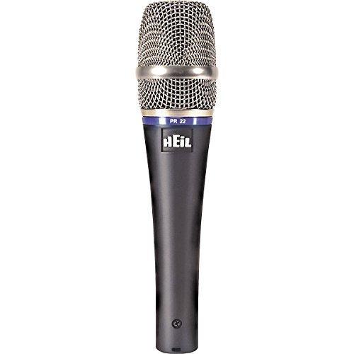 Heil Sound PR 22 Noise-Rejection Microphone by Heil Sound [並行輸入品] B00VU63FWI