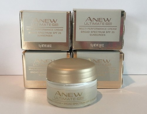 Avon Anew ULTIMATE 3 Pc Travel/Trial Set ~ Cleanser, Day Cre