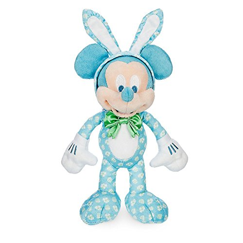 Mickey Mouse Plush Easter Bunny - 9'' - Walt Disney World