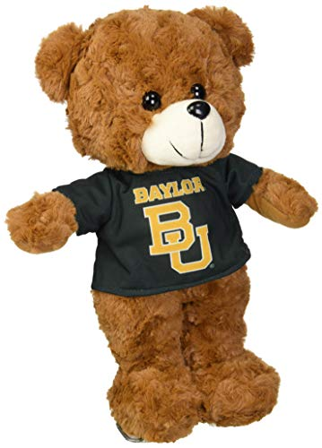 Baylor 2015 Large Fuzzy Uniform Bear by FOCO
