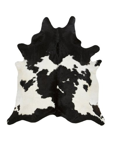 Amazon Com Cowhide Imports Black Amp White Cowhide Rug L