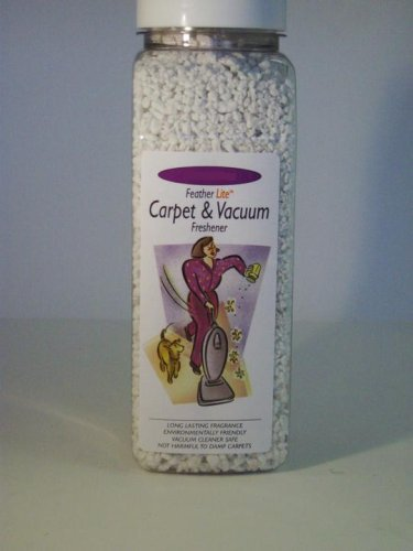 Fresh And Clean Concentrated Carpet And Vacuum Fragrance