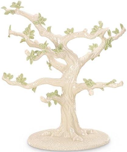 Lenox Miniature Ornament Tree Figurine Irish Christmas Ornaments Not Included