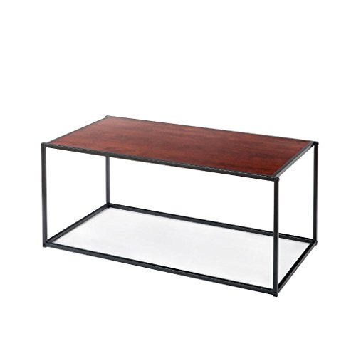 Zinus modern studio collection classic rectangular coffee for Coffee tables uae