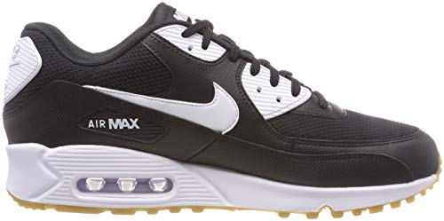 White 90 Gum Nike Ginnastica Donna Max Brown Black Multicolore 055 Light Air White da Scarpe zwFfx