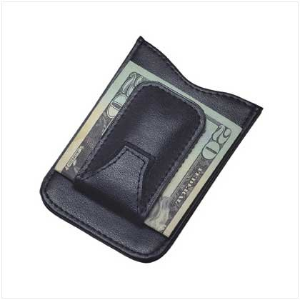 Mens Magnetic Money Credit Card Id Clip Holder Storage