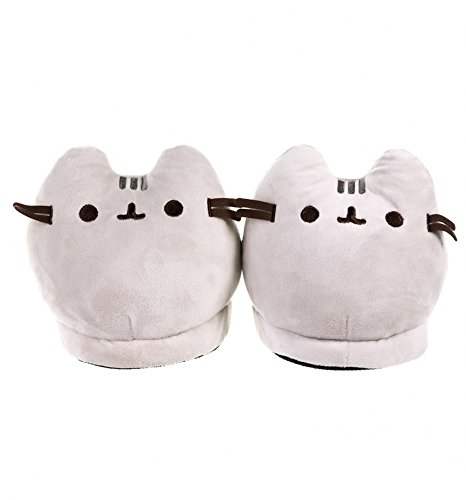 Plush 3D Pusheen Slippers 3D Plush qXZwpp