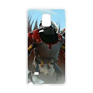 Samsung Galaxy Note 4 Cell Phone Case White Defense Of The Ancients Dota 2 CLOCKWERK Kbdlb