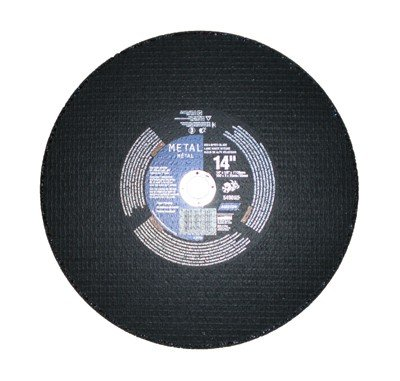 Norton Cut-Off Wheels 14' x 1/8' x 20mm/1' - Metal Cutting (10/Box)