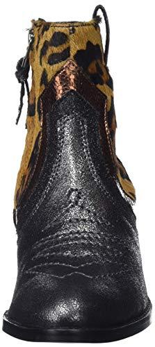 46166 p Mujer Multicolor Leopardo para Gioseppo Botines Leopardo Uq4wdqR