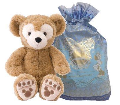 더피 Duffy 인형 S 사이즈 공식 포장 가방 포함 【도쿄 디즈니시 한정】