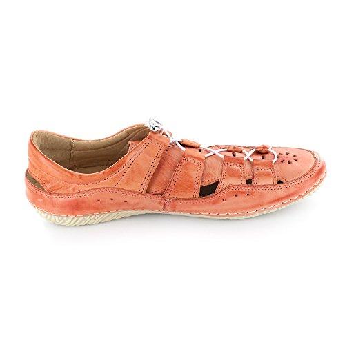 Jana Jana Damen 23602 23602 Damen Sneakers Orange UU86Fw1
