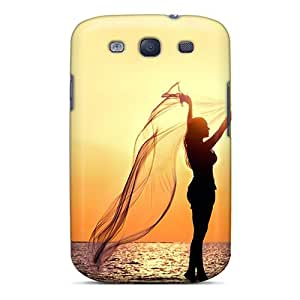 Tpu Case For Galaxy S3 With Lovely Summer Evening