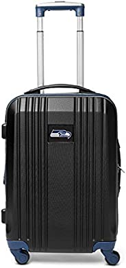 Denco Unisex-Adult NFL Round-Tripper Two-Tone Hardcase Spinner NFL San Francisco 49ers Round-Tripper Two-Tone