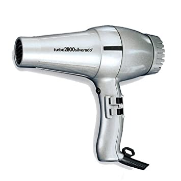 Turbo Power Turbo2800 Silverado Professional Hair Dryer by Twin Turbo