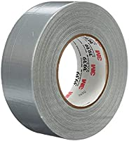 3M 3939 Heavy Duty Duct Tape, Silver, 1.88 in x 60 yd x 9.0 mil – Professional Grade Water-Resistant Duct Tape