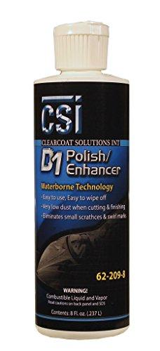 CSI D1 Polish/Enhancer 8 oz 62-209-8