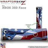 Ole Glory Skin by WraptorSkinz TM fits Original XBOX 360 Factory Faceplates