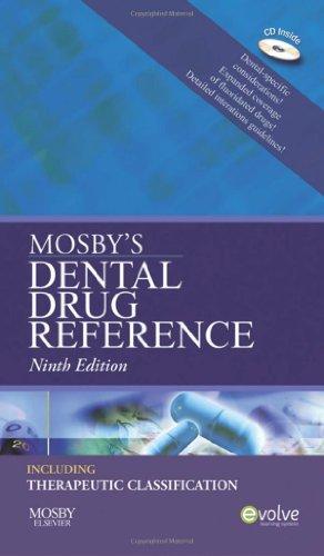 Mosby's Dental Drug Reference, 9e (Mosby's Dental Drug Consult)