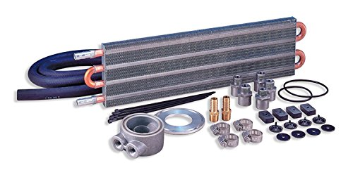 Flex-a-lite 3951 Engine Oil Cooler Kit (Jeep Wrangler Engine 89)