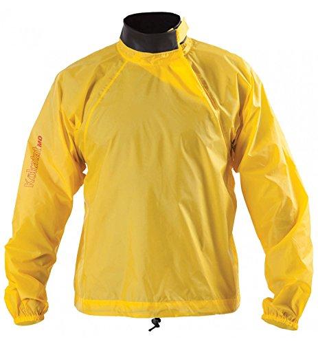 Jacket Paddling Kokatat (Kokatat Splish Splash Paddling Jacket-Yellow-XS)