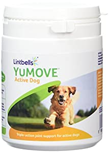 Yumove Dog Tablets >> Lintbells YuMOVE Active Dog Joint Supplements (240 tablets): Amazon.co.uk: Pet Supplies