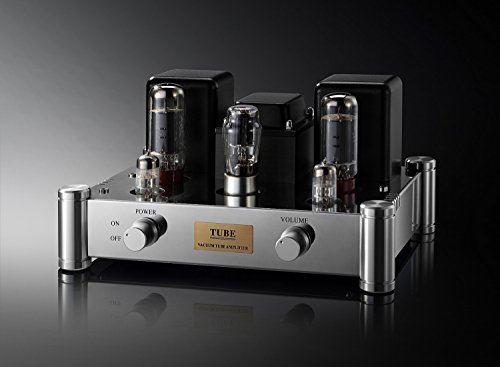 Hifi Class A Single End EL34 Tube Amplifier Vintage Integrated Power AMP Hand Wired 6N22+5Z4P1+EL34B2 AC 110V-240V Input