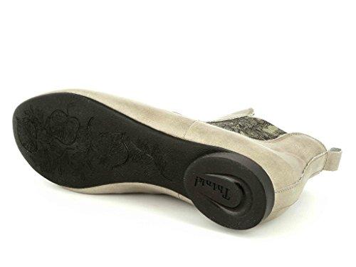 Think Guad 84293-18 Damen Boots & Stiefeletten in Mittel Grau