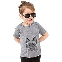 Inkopious Sasha The Siamese Cat Youth Unisex Boy Girl Kids Crewneck Small Grey