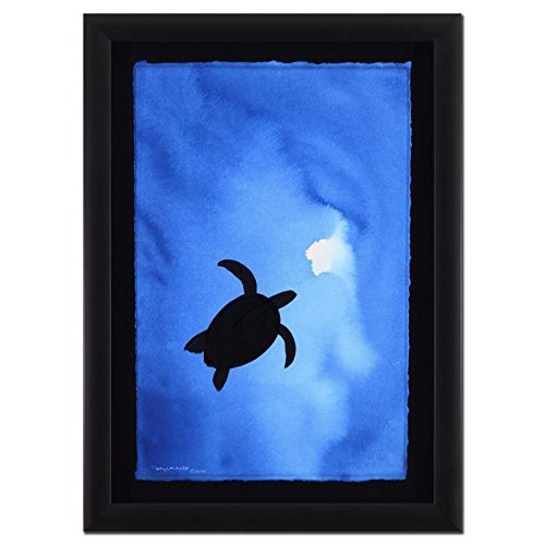(Turtle Wyland Original Art)