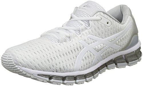 Asics Scarpe da Corsa Uomo White-white-white (T7e2n-0101)