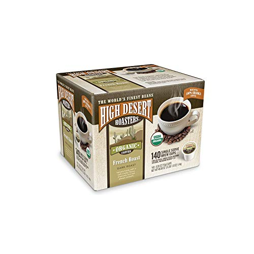 (High Desert Roasters French Roast (49.38 oz., 140 ct.))