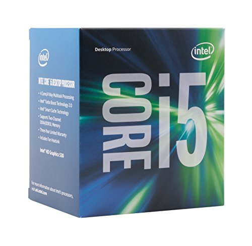 Intel BX80662I56600 Core i5-6600 Prozessor (3,3GHz)