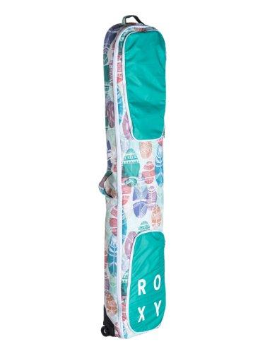 c7f0353ea71a Roxy Vermont Women s Snowboard Board Bag Case White bwhite feathers  Size 170 x 33 x 10 cm  Amazon.co.uk  Sports   Outdoors