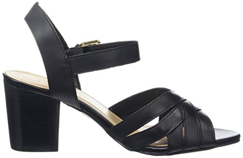 New Look Wide Foot Perdita - Tacones Mujer Negro - Black (01/Black)