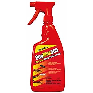 bugmax Home Pest Control múltiples insectos deltametrina qt