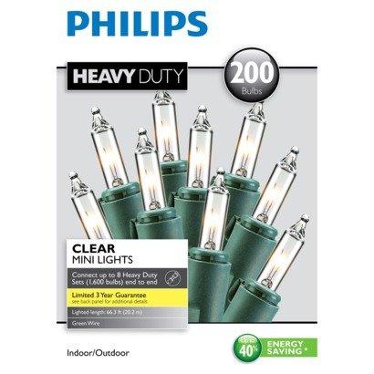 Philips 200 Led Christmas Lights