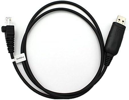 Fit Yaesu//Vertex Standard Radio USB Program Cable Cord  FTL-8011 CE11