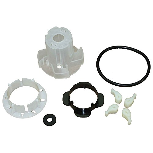 Supplying Demand 285811 Washer Agitator Kit Replaces 80040, AP3138838, PS334650 (Kit Series Agitator 80 Kenmore)