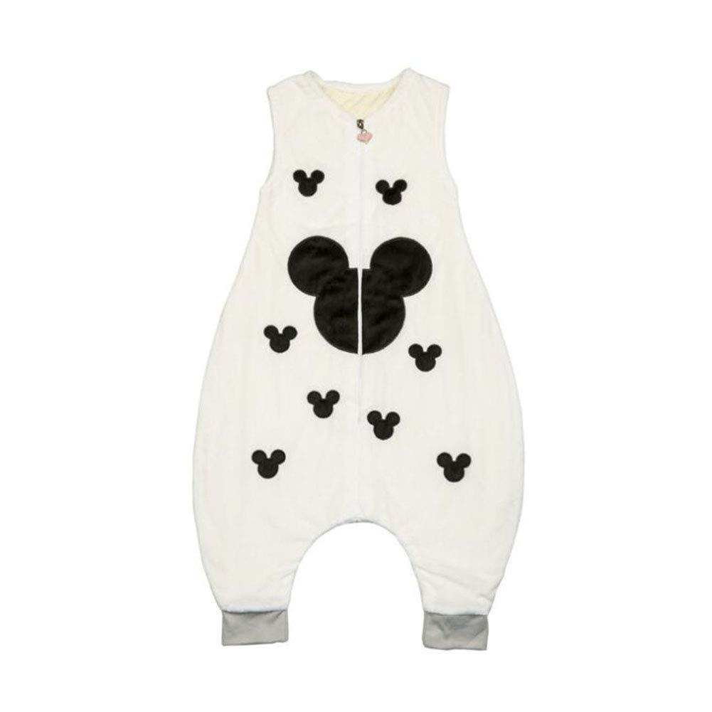 FJY Sacco Nanna con Piedini Sacco A Pelo di per Bambini (1-6 Anni) - Disponibile in 3 Misure ER001