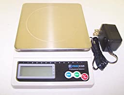 PS-2001 Portable Balance Scale 2000 g X 0.1 g use in Lab, School, Jewelry,4 Weighing Units,NEW