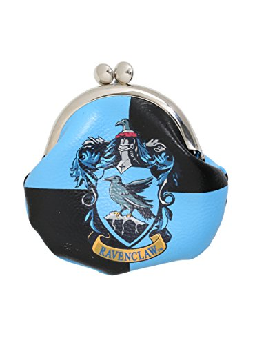 Harry Potter Ravenclaw Kisslock Coin Purse