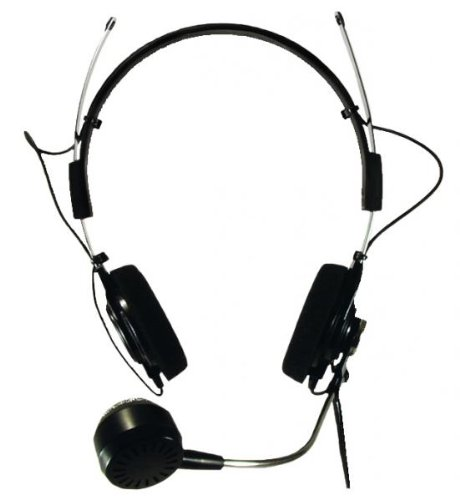 [해외]Heil BM-10-iC 헤드셋 및 붐 마이크 래그 츄 이콤 / Heil BM-10-iC Headset & boom mic Rag-chew Icom
