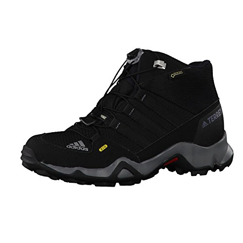 promo code 6bbc4 f3096 Unisex Terrex core Grey De Zapatos core Gtx Mid Black Niños Adidas Rise  Negro vista High ...